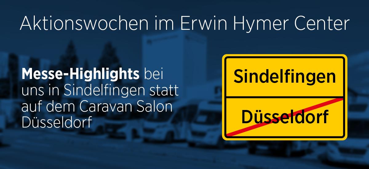 Aktionswochen im Erwin Hymer Center Stuttgart
