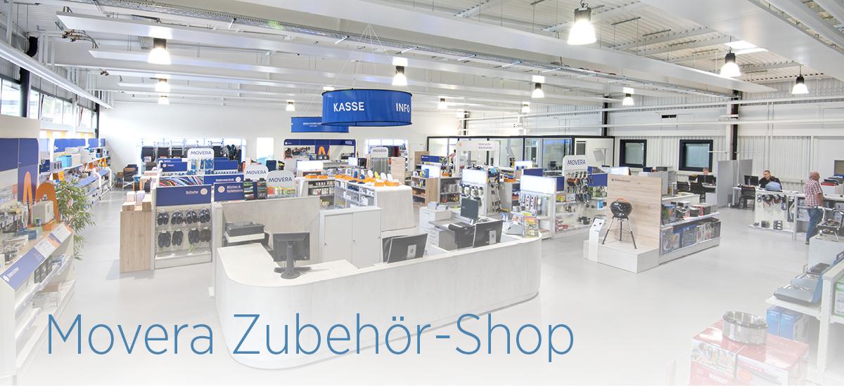 Der neue Zubehör-Shop im Erwin Hymer Center Stuttgart
